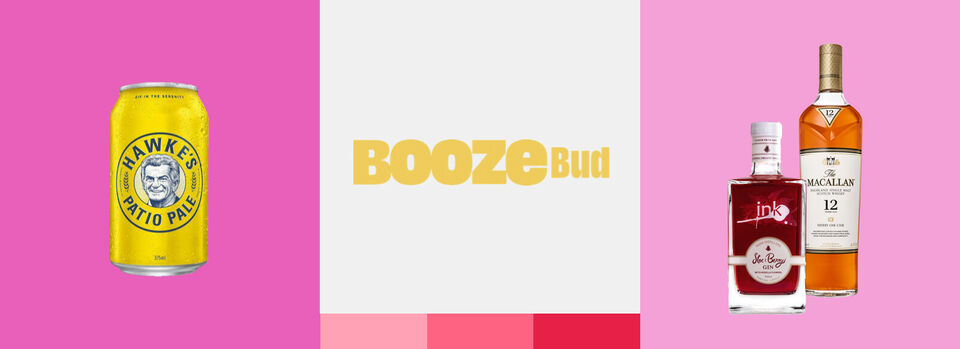 Use code PBBUD15 - 15% off* a great range at BoozeBud