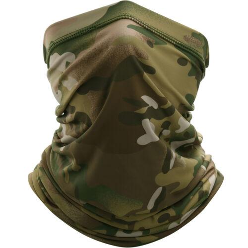 NEW Adult Child Balaclava Neck Gaiter Tube Scarf Snood Face Mask Warmer Bandana