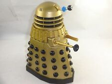 DOCTOR WHO GOLD DALEK LEADER SUPREME THE DAY OF THE DALEKS CLASSIC FIGURE C20G