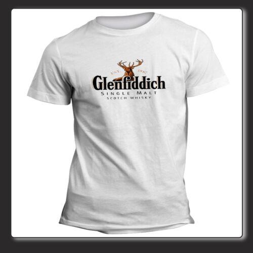 """T-Shirt Man Woman Glenfiddich /""""valle seven dwarfs sweatshirt with hood deer/"""""""
