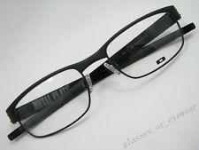 c694955efbf5f Eyeglass Frames-Oakley METAL PLATE 22-198 Matte Black53mm Titanium Glasses  Frame