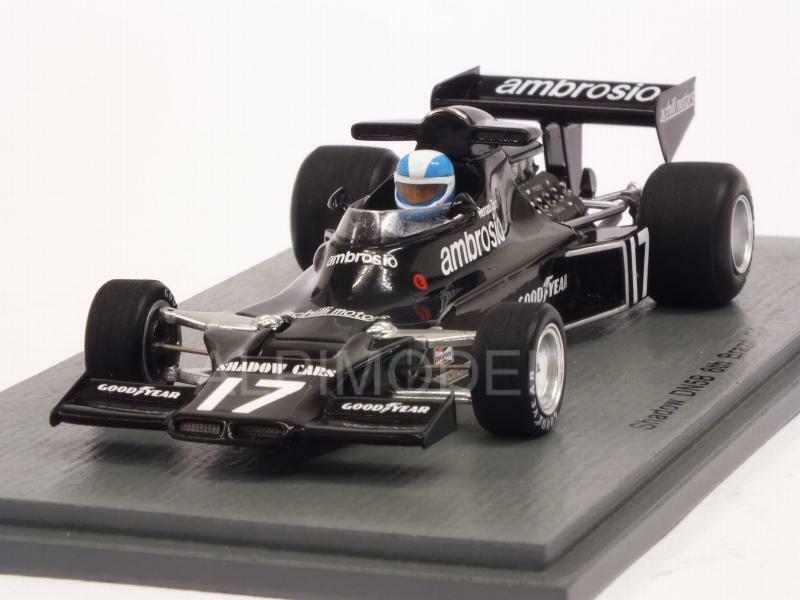 Shadow DN5B GP Brasil 1977 Renzo Zorzi 1 43 SPARK S3841