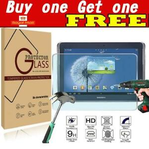 Tempered-Glass-Screen-Protector-Film-For-Samsung-Galaxy-Note-10-1-N8000-n8010