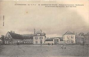 CPA 76 GOURNAY EN BRAYE TRIBUNAL DE COMMERCE GENDARMERIE