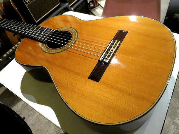 K.Yairi 1981 Y505P acoustic guitar Japan rare beautiful vintage popular EMS F S