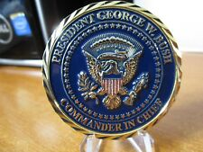 43rd President George W Bush Commander in Chief POTUS Challenge Coin