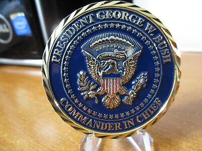 43rd President George W Bush Commander In Chief Potus