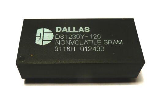 DS1230Y-120 Ram statique 32Kx8 zeropower Nonvolatile SRAM             CPDS1230
