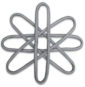 """Covered Dyneema Loops: Hampidjan """"Dynice 75"""" Core *Various Lengths & Strengths*"""