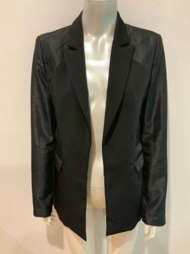Jacket Blazer C meo M Black Collective Taille rUqItx8wIn