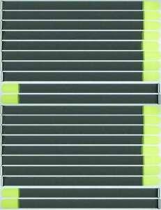 HonnêTeté 20 Velcro Serre-câbles œillet 800 X 50 Mm Jaune Fluo Fk Serre-câbles Velcro Câble Velcro-er Öse 800 X 50 Mm Neongelb Fk Kabelbinder Klettband Kabelklett Fr-fr Afficher Le Titre D'origine La DernièRe Mode