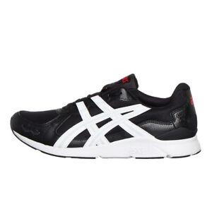 ASICS-Sport-Style-GEL-LYTE-Runner-2-Black-White-Sneaker-Chaussures-De-Sport