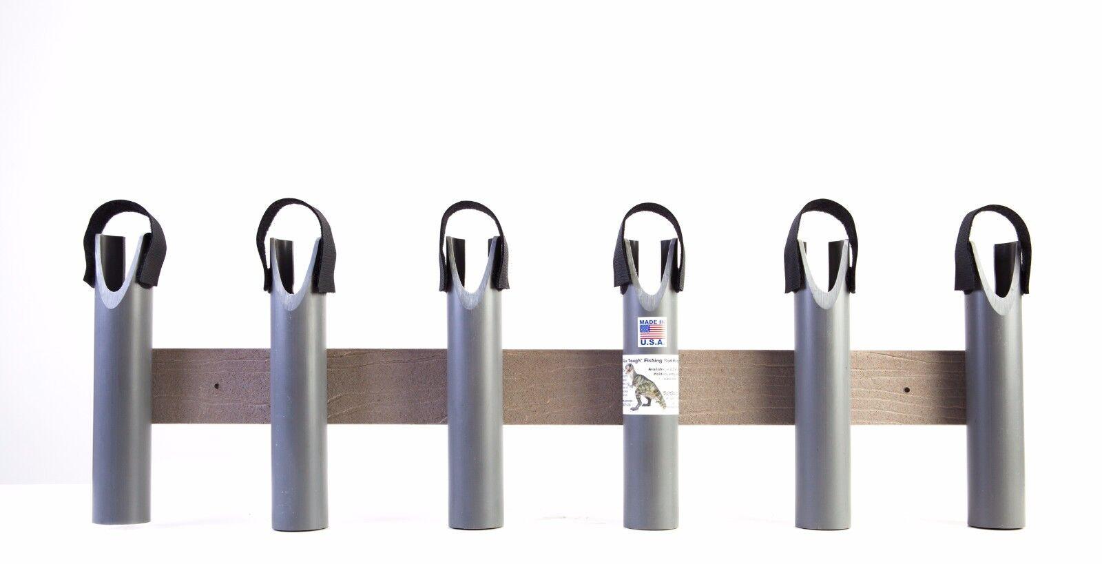Caña de pesCoche Pole resto del sostenedor del estante - 6 barras, resistente, barcos, Cocheacterísticas únicas