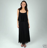 Black Maxi Dress By Milk & Honey Size 8 Rrp $129.00 With Tags