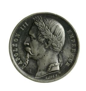s989-1-Francia-Medaglia-Napoleone-III-Amnistia-1859-Opus-Caque-51-mm