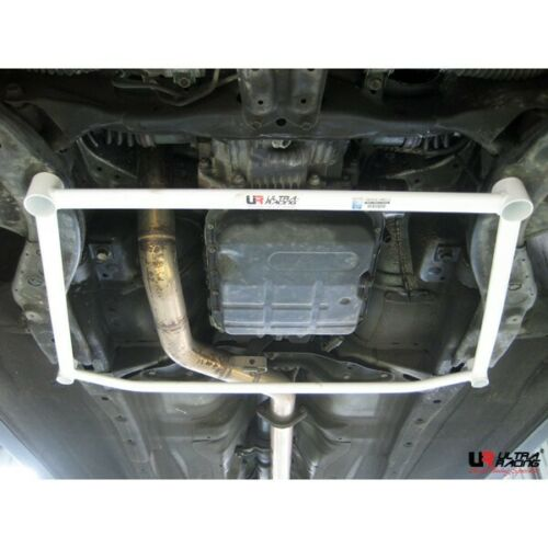 FRONT LOWER BAR Ultra Racing For FORESTER SG5 // 9 // IMPREZZA V.9 4 POINTS