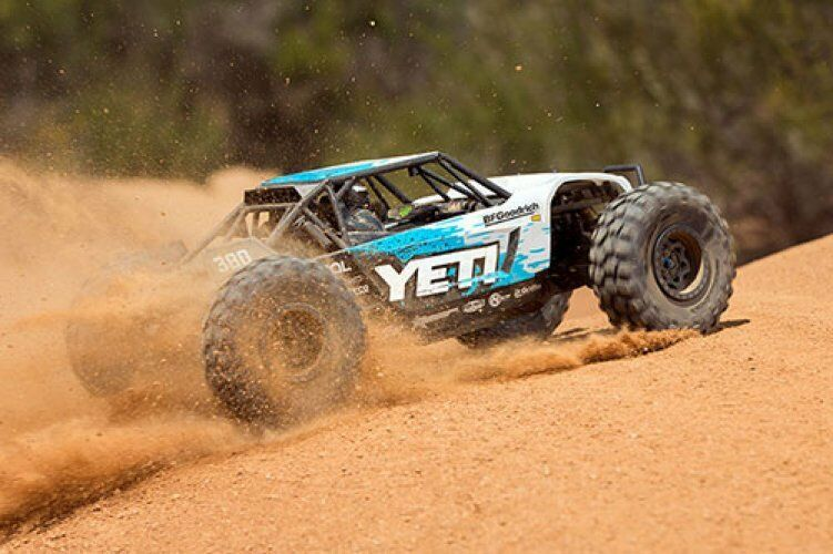 Axial Yeti 1 10th Scale Electric 4WD - RTR 6010AX-90026