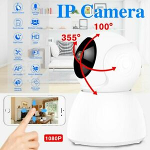 Details about 1080P Wireless Home Security HD Camera CCTV Surveillance  Baby/Pet Monitor Camera