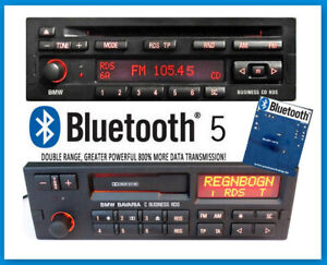 Bluetooth-5-AUX-Modernisierung-Umbau-fuer-BMW-Bavaria-C-Business-RDS-CD23-BP3850