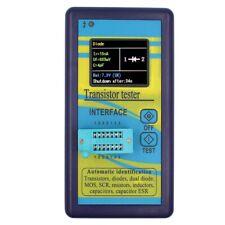 Color Screen Image Display Transistor Tester Resistance Meter Inductance Meter