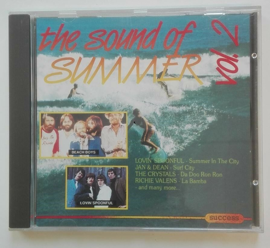 The Tremeloes,The Crystals, etc : The Sound of Summer Vol 2,