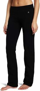 Danskin Women's Sleek-Fit Yoga Pant