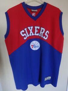 Image is loading Vintage-NBA-Philadelphia-76ers-Majestic-Hardwood-Classics- Jersey- 0c37d6d26