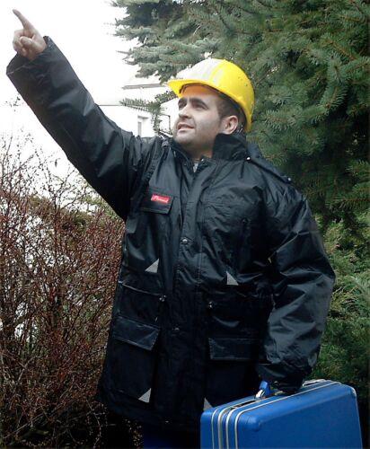 XL M Prevent Parka Outdoor Lavoro protezione invernale giacca tg S 42090 XXXL