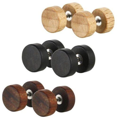 Stainless Steel Body Jewelry Barbell Ear Stud Anti-Allergic For Men Women