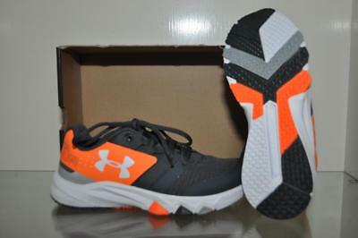 Under Armour Grade School Charged Bandit 3 Boys Running Shoes 1295957 410 NIB