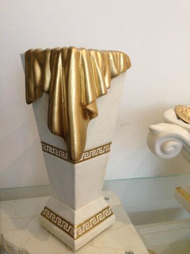 Medusa Mäander Schale Blumenkübel Vase Barock Blumenvasen mit Style 0866 k 141