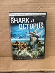 Mega Shark vs. Giant Octopus (DVD, 2010), Lorenzo Lamas