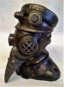 Veronese Steampunk Design Steam Doctor Trinket Box Nemesis Now
