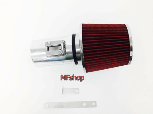 Red For 2011-2014 Ford F-150 F150 3.5L V6 Ecoboost Air Intake System Kit