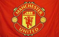 Manchester United 3' X 5' Polyester Banner Flag