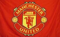 Manchester United 3' X 5' Polyester Banner Flag
