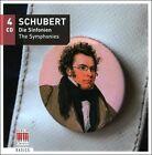 Schubert: The Symphonies (CD, Apr-2010, 4 Discs, Berlin Classics)