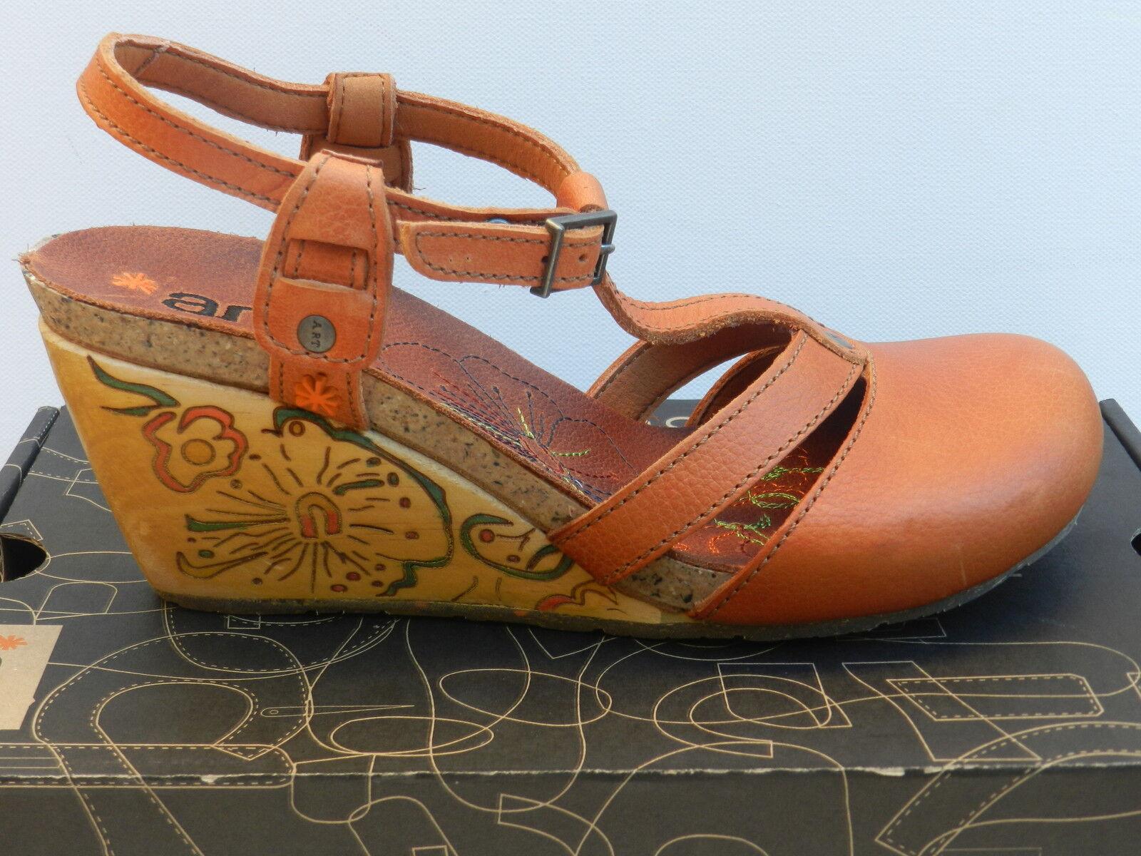 Art Menorca 292 Sandales shoes Femme 41 Escarpins 0292 UK8 Ballerines Neuf