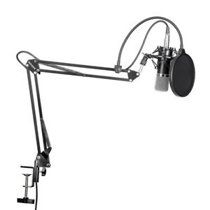 Neewer-NW-700-Microphone-NB-35-Scissor-Arm-Stand-Shock-Mount-Mask-Shield