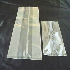 CLAIRE grand et EXTRA grand sacs CELLOPHANE avec gousset