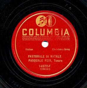 Pasquale-Feis-Columbia-14522-F-Pastorale-di-Natale-Dormi-Bambino-c-1918