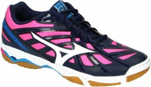 Mizuno Wave Hurricane 3 Damen Volleyballschuhe Sportschuhe Sneaker