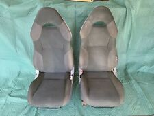 Jdm 2000 2005 Toyota Celica Gt Gts Front Driver Passenger Oem Seats With Railings