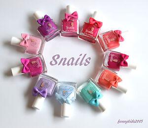 Snails-Nagellack-fuer-Kinder-Kindernagellack-parabenfrei-amp-ungiftig-11-Farben-Neu