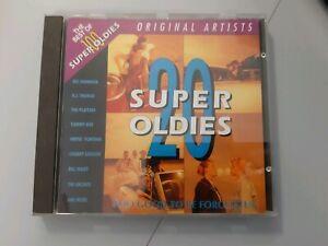 CD 20 Super Oldies Original Artists The Platters Bill Haley usw. - Großbeeren, Deutschland - CD 20 Super Oldies Original Artists The Platters Bill Haley usw. - Großbeeren, Deutschland