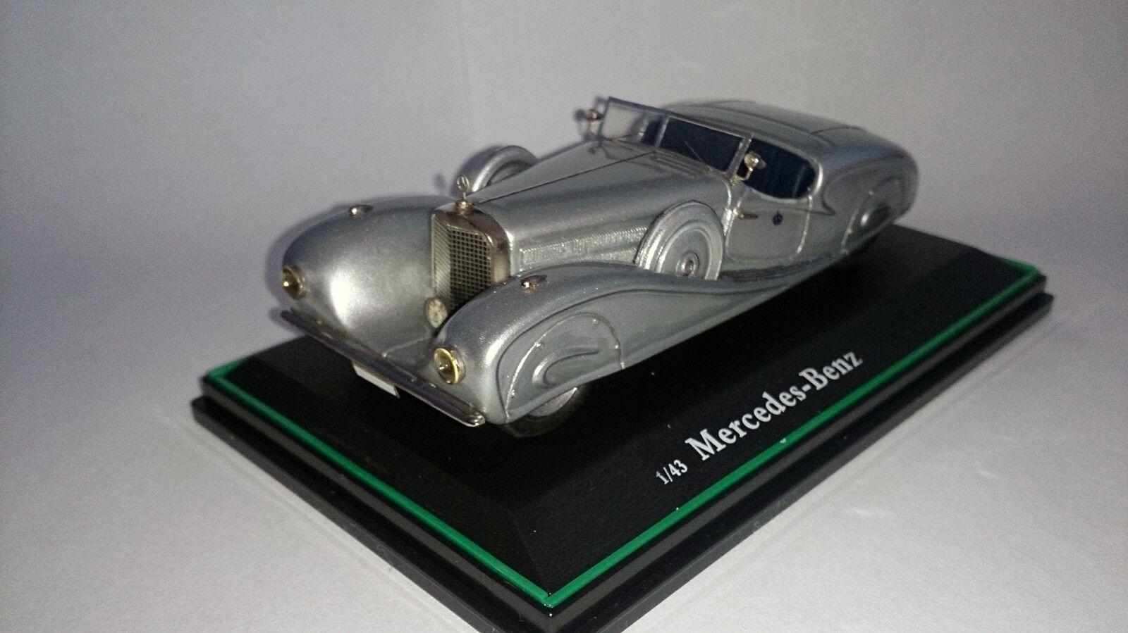 Mercedes-Benz 540K W29 Roadster for King Ghazi I - Erdmann & Rossi HECO RARE