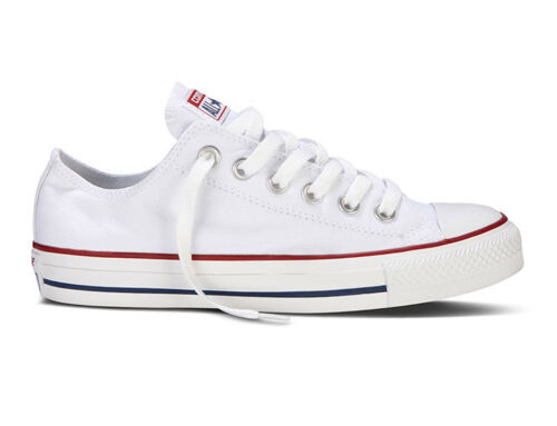 Ox Optical Femmes Canvas Unisexe Converse White Star Low All Hommes XaxwqE