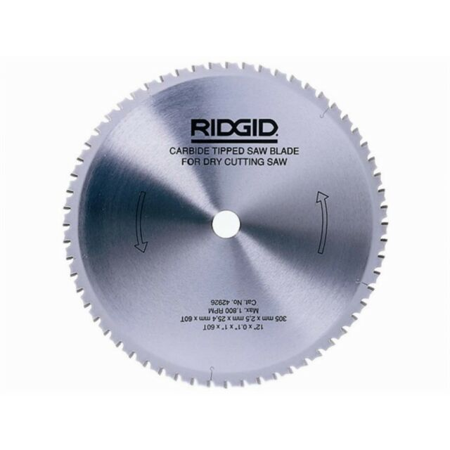 Ridgid 355mm Circular Saw Blade 80T