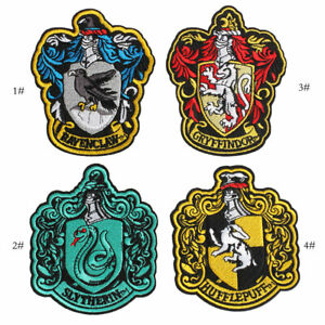 Harry-Potter-House-of-Gryffindor-Crest-Iron-On-Patch-Embroidered-Applique