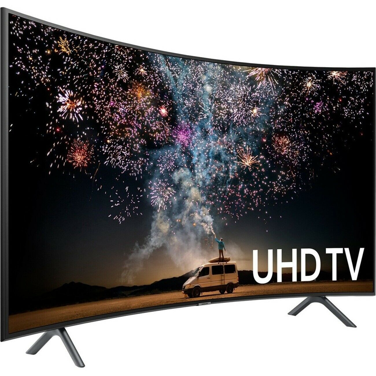 Samsung UN65RU7300F 65-inch 4K UHD HDR LED Smart Curved TV UN65RU7300FXZA 4K. Buy it now for 680.97